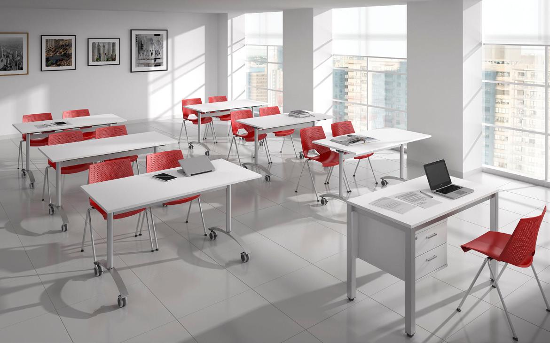 La importancia de la calidad en el mobiliario escolar for Mobiliario para estudiantes